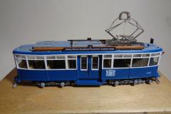 401 Tram Zurich