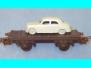156 métal série Fiat blanche