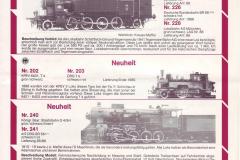 Metropolitan - 1985 - Nouveautés