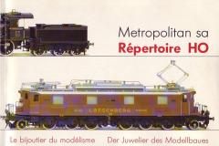 Metropolitan - Répertoire - 1986