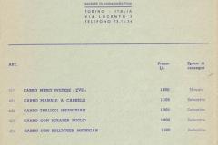 1961 - prix nouveaute italie