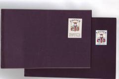 1951 - italien/français/anglais, vignette 3 couleurs