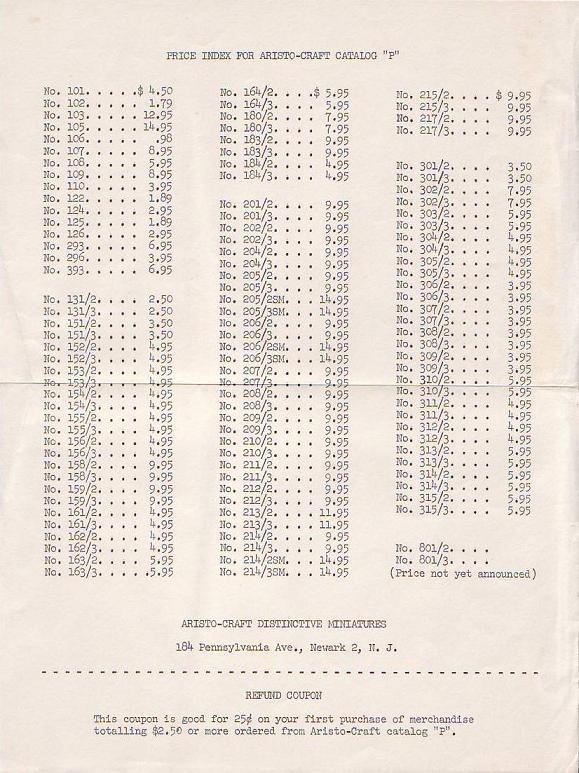 1958-aristo-craft-liste-de-prix