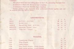 1964/65 - prix England