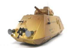 L 33 automotrice corazzata